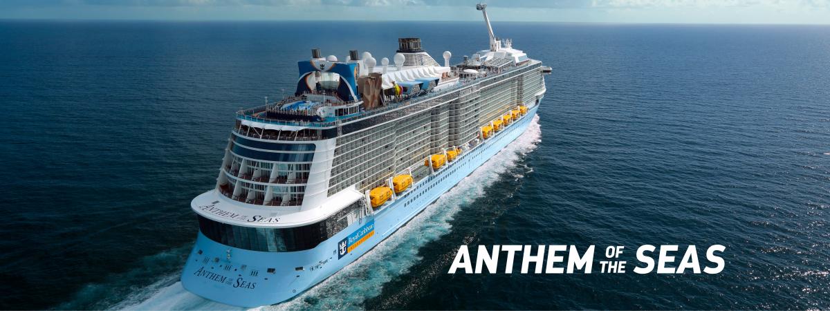Anthem Of The Seas Digital Press Kit