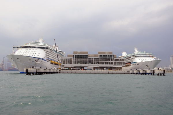 Royal caribbean asian cruise