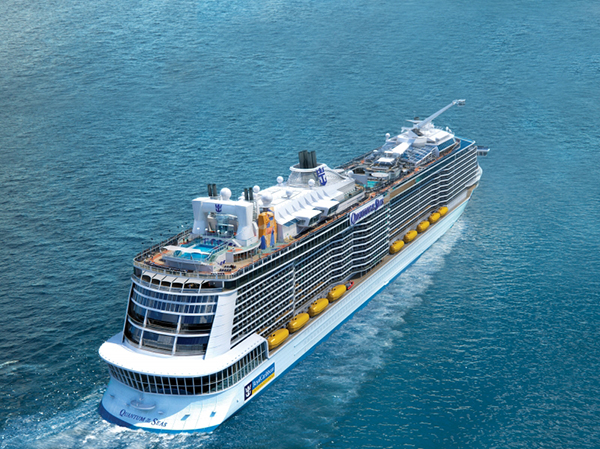 Quantum of the Seas and Anthem of the Seas, Royal Caribbean's newest ships debuting in fall 2014 and spring 2015 respectively, will take a dramatic leap forward in ship design, entertainment and guest experiences.