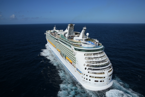 Royal Caribbean International S Navigator Of The Seas Gets