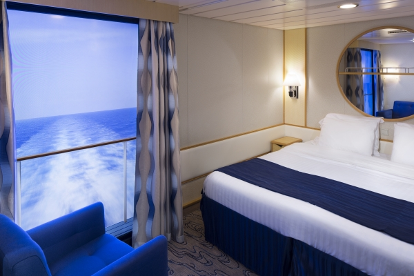 Navigator of the Seas - Inside Stateroom with Virtual Balcony
