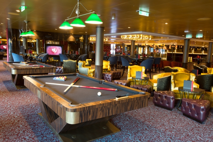 Anthem Of The Seas Core Press Materials - Cruise ship pool table