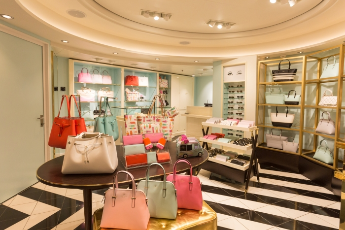 Kate Spade onboard Harmony of the Seas. Credit SBW-Photo