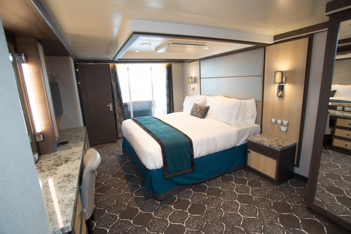 Presidential Family Suite onboard Harmony of the Seas.