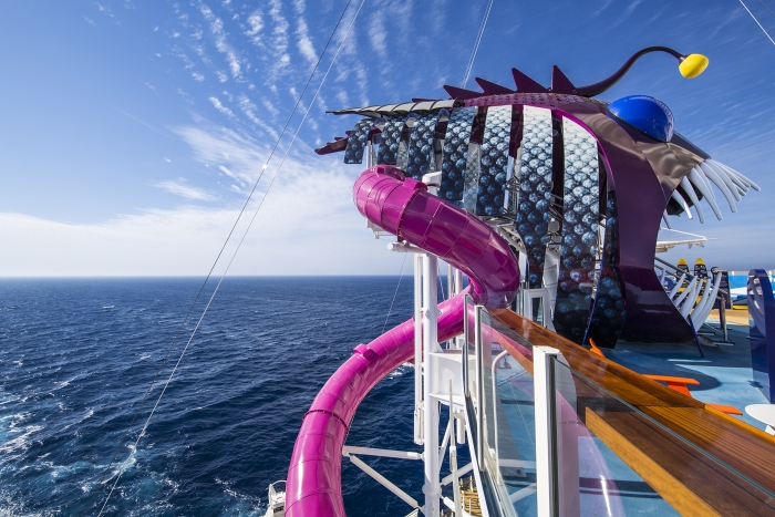 Ultimate Abyss onboard Harmony of the Seas.