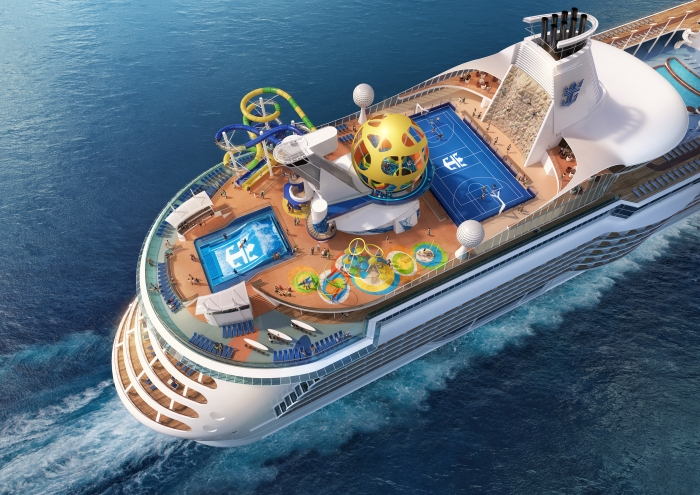 February 2018 - Royal Caribbean International is inviting adventure seekers to break out of their ordinary routine and take their weekends to new heights with the debut of the reimagined Mariner of the Seas. After an extensive $90 million makeover, Mariner will feature a variety of new thrills, heart-pumping nightlife and exotic culinary creations that will leave guests with a list of brag worthy weekend memories.