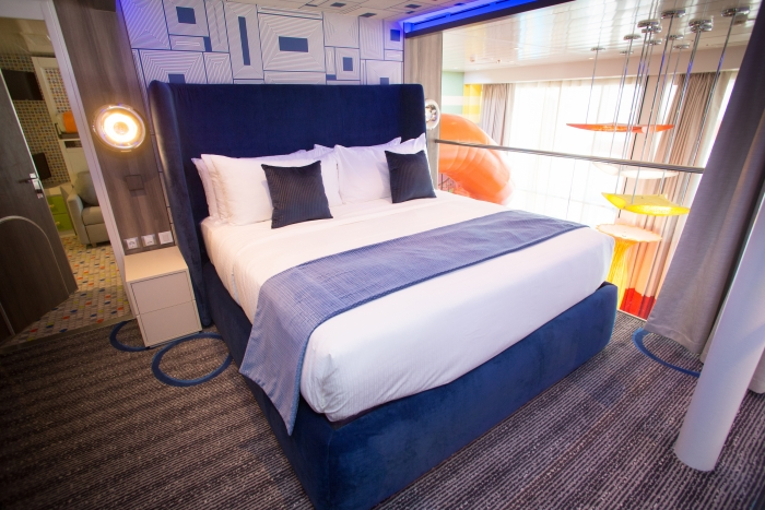 The Ultimate Family Suite onboard Symphony of the SeasCredit SBW-Photo