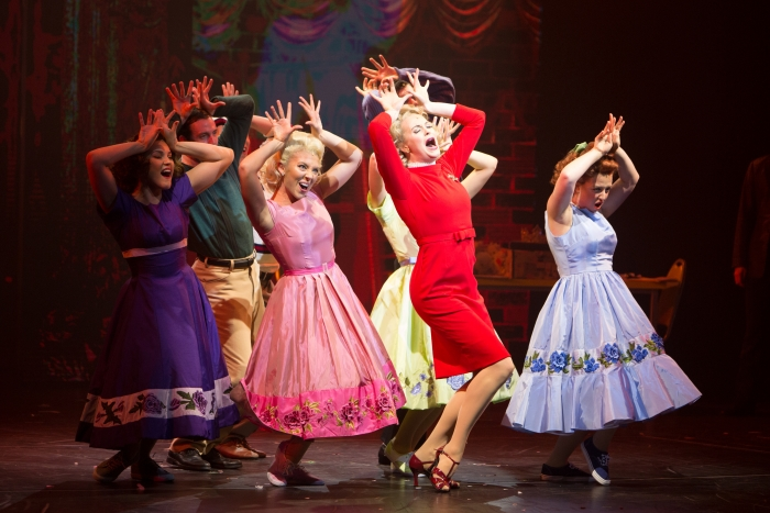 Hairspray onboardSymphony of the SeasCredit SBW-Photo
