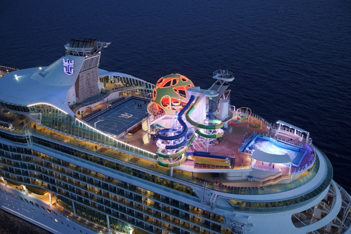 Mariner of the Seas amped up with $120 million of new thrills, restaurants, staterooms and entertainment.