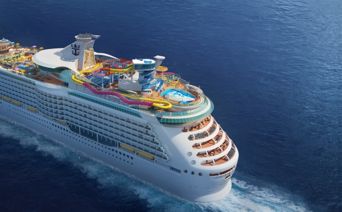 Short getaways are in for a double dose of adventure. Royal Caribbean International is amping things up on 3- to 4-night Caribbean cruises with new, record-breaking experiences coming to a reimagined Navigator of the Seas. With a $115 million modernization, Navigator will offer vacationers a lineup of firsts and Royal Caribbean favorites, including an awe-inspiring Caribbean poolscape, two daring waterslides, the first blow dry bar at sea, Insta-worthy nightlife and dining, and thrilling activities for the whole family.