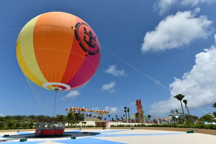May 2019 - Perfect Day at CocoCay, Royal Caribbean's newly transformed private island destination, delivers the perfect combination of thrills and ways to chill for guests of all ages, seasoned cruisers and those cruising for the first time.