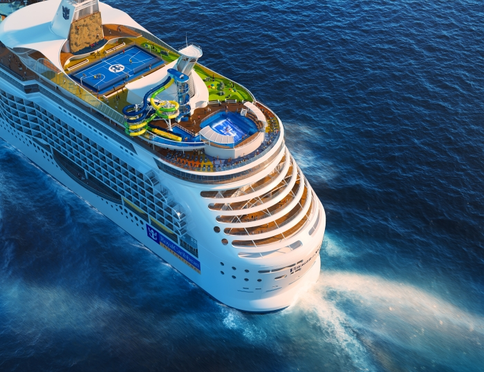 This fall, a newly amplified Voyager of the Seas will set sail with a lineup of first-to-market features, including The Perfect Storm waterslides, a reinvigorated Vitality Spa and Fitness Center, and redesigned kids and teens spaces. The newly transformed ship will offer 3- to 5-night Southeast Asia itineraries from Singapore, starting Oct. 21, followed by 9- to 12-night South Pacific cruises from Sydney, Australia, beginning Nov. 30.