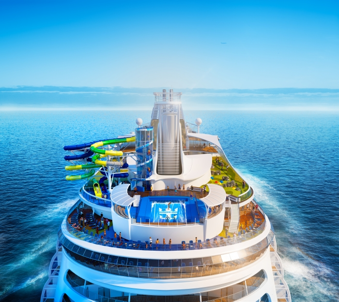 Royal Caribbean's bolder-than-ever Voyager of the Seas will up the ante down under this fall. The newly amplified ship will set sail with a lineup of first-to-market featuresbeginning October 2019, following a $97 million transformation. From The Perfect Storm waterslides to a reinvigorated Vitality Spa and Fitness Center, and redesigned kids and teens spaces, Voyager will tout a thrilling combination of experiences that makes for an unforgettable family vacation to far-flung destinations on the other side of the world.