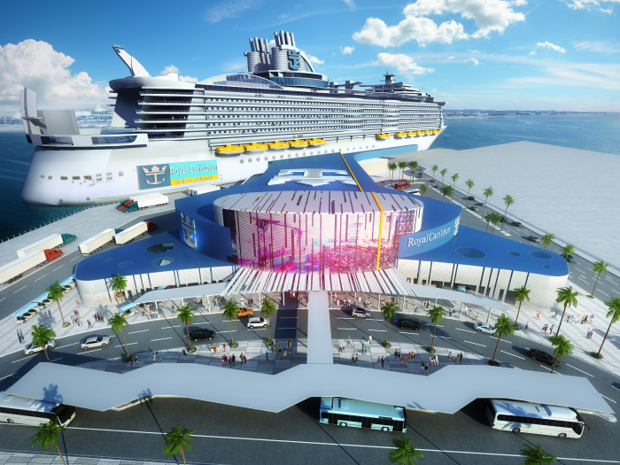 Galveston and Royal Caribbean Sign Long-Term Agreement for New Terminal