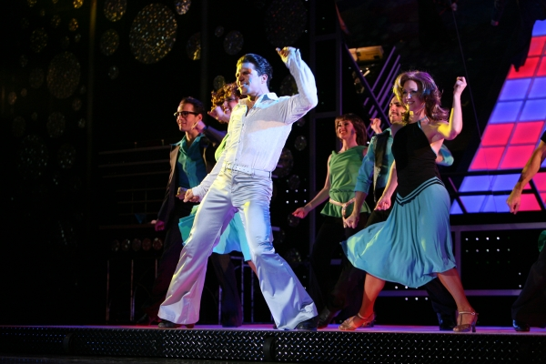 April 2011 - Saturday Night Fever debuts onboard Liberty of the Seas.