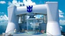 <em>Quantum of the Seas</em>&nbsp;and <em>Anthem of the Seas </em>will&nbsp;feature RipCord by iFly, the first-ever skydiving experience at sea, where everyone from first-time flyers to seasoned skydivers can enjoy the sheer thrill and exhilaration of flying.