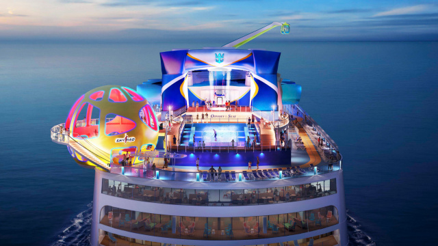 Inside Look: Odyssey of the Seas Revealed