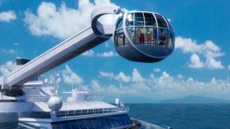 A Bird's Eye View: Boundless Ocean Vistas Thrill On Quantum of the Seas and Anthem of the Seas