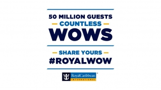 Royal Caribbean Celebrates 50 Million Guests