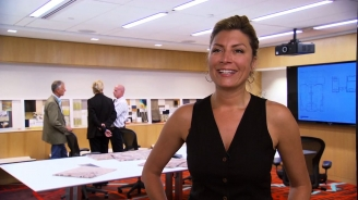 Genevieve Gorder Episode 1: Diving into Ship Design