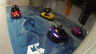 Testing for Thrills at Sea: Taking Quantum of the Seas Bumper Cars for a Spin