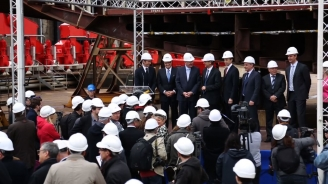 Expanding the Family: Royal Caribbean Lays Keel for Oasis III & Announces Oasis IV