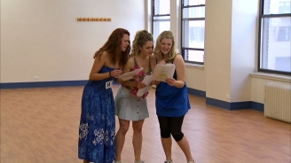 A Search for Broadway Talent: Royal Caribbean Auditions for Mamma Mia! Stars