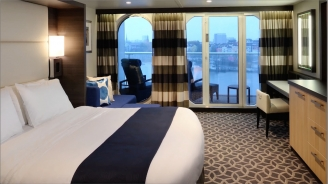Quantum of the Seas Junior Suites B-roll