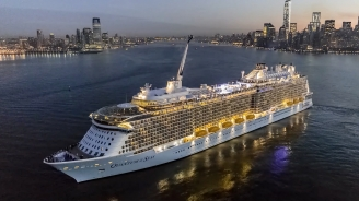 Quantum of the Seas Sails into New York Harbor: Smart Ship Completes Transatlantic Crossing