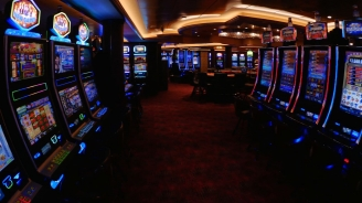 Quantum of the Seas Casino Royale B-roll