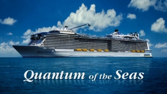 Quantum of the Seas Naming Ceremony Archive
