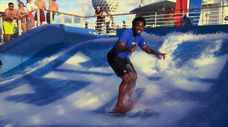 Dhani Jones Episode 7: Bringing Fitness to Life on Quantum of the Seas