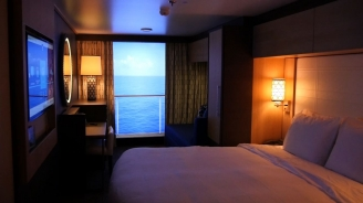 Anthem Of The Seas Family Connected Staterooms B Roll Royal Caribbean Press Center