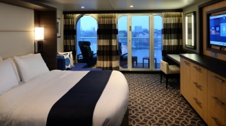 Anthem of the Seas Junior Suites B-roll