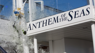 Anthem of the Seas Naming Ceremony Electronic Press Kit