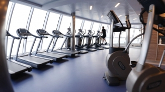 Anthem of the Seas Vitality Fitness Center B-roll