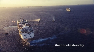 National Sisters' Day with Royal Caribbean