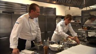 Creating the Menu: Gourmet Options at 150 Central Park