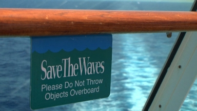 An Advocate for the Environment: The Role of Royal Caribbean's Environmental Officers