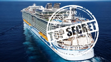 Harmony of the Seas Construction Update: A Sneak Peek of Royal Caribbean's Newest Ship