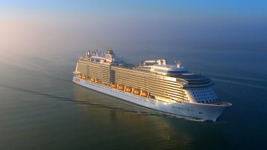 Anthem of the Seas Instaship - Hero