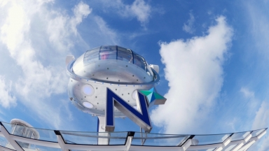 Anthem of the Seas Instaship - North Star