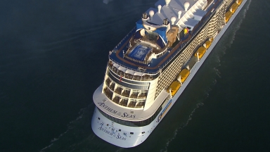 Anthem of the Seas New York Sizzle