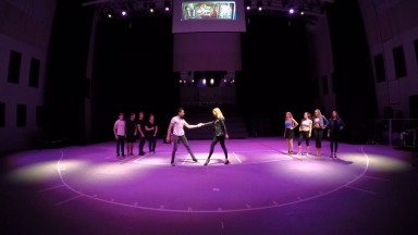 Grease is the Word on Harmony of the Seas: Royal Caribbean's Cast Prepares for Opening Night