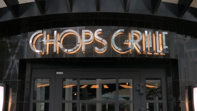 Harmony of the Seas Chops Grille B-roll
