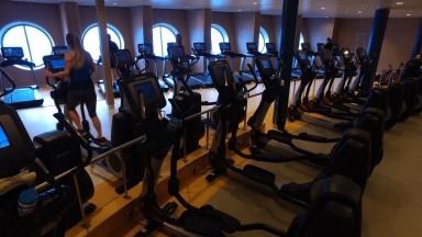 Harmony of the Seas Vitality Fitness B-roll