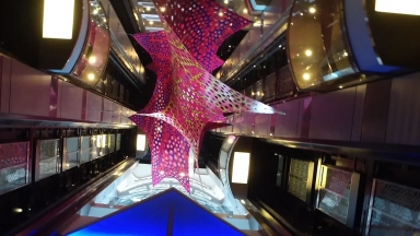 The Fine Art of Cruising: Royal Caribbean Celebrates The Wonder Of Our World On Harmony Of The Seas