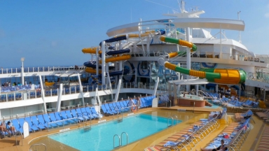 Harmony of the Seas Perfect Storm B-Roll