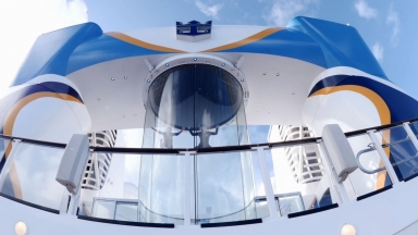 Ovation of the Seas Ripcord by iFLY B-roll