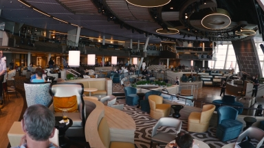 Ovation of the Seas Two70 B-roll